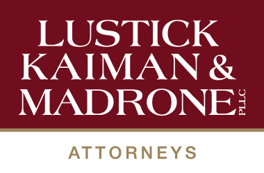 Lustick Kaiman and Madrone Logo